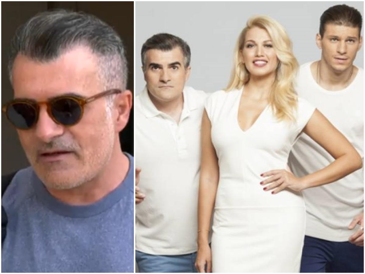 Παύλος Σταματόπουλος: Αποκαλύπτει πρώτη φορά γιατί είχε κόντρα με τον Στηβ Μιλάτο