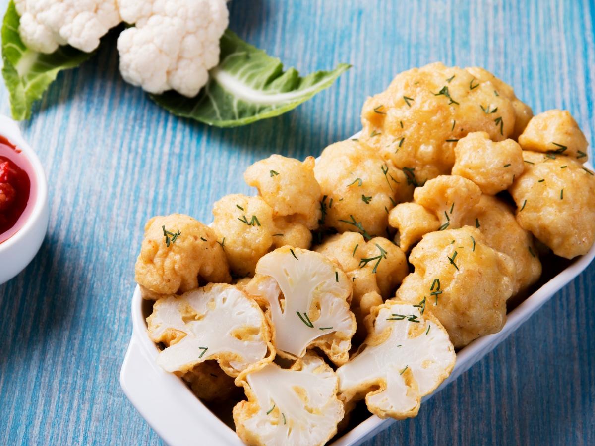 Συνταγή για Pop Corn από κουνουπίδι