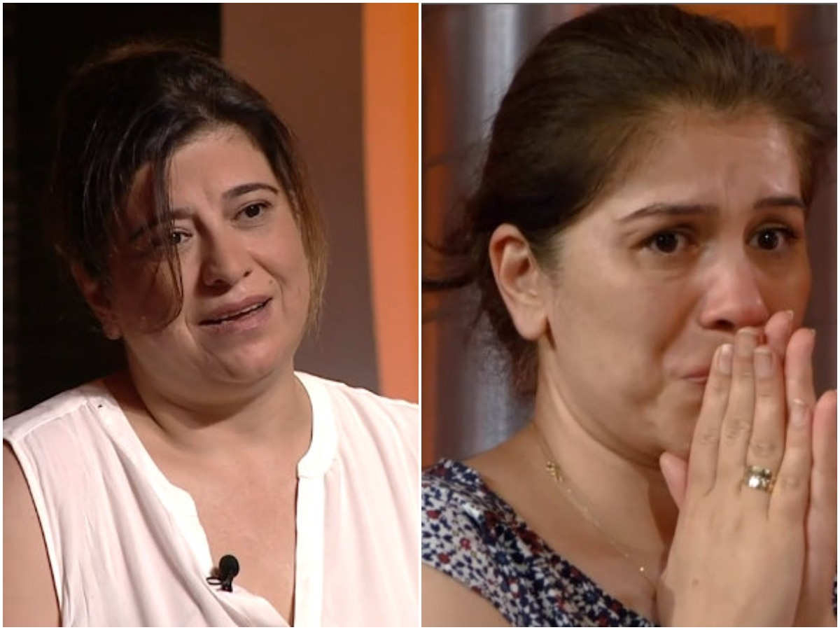 "Game of Chefs: Η διαγωνιζόμενη από τη Συρία που συγκλόνισε – ""Έχουν πεθάνει όλοι, οι συγγενείς μου είναι μετρημένοι στα δάχτυλα"""