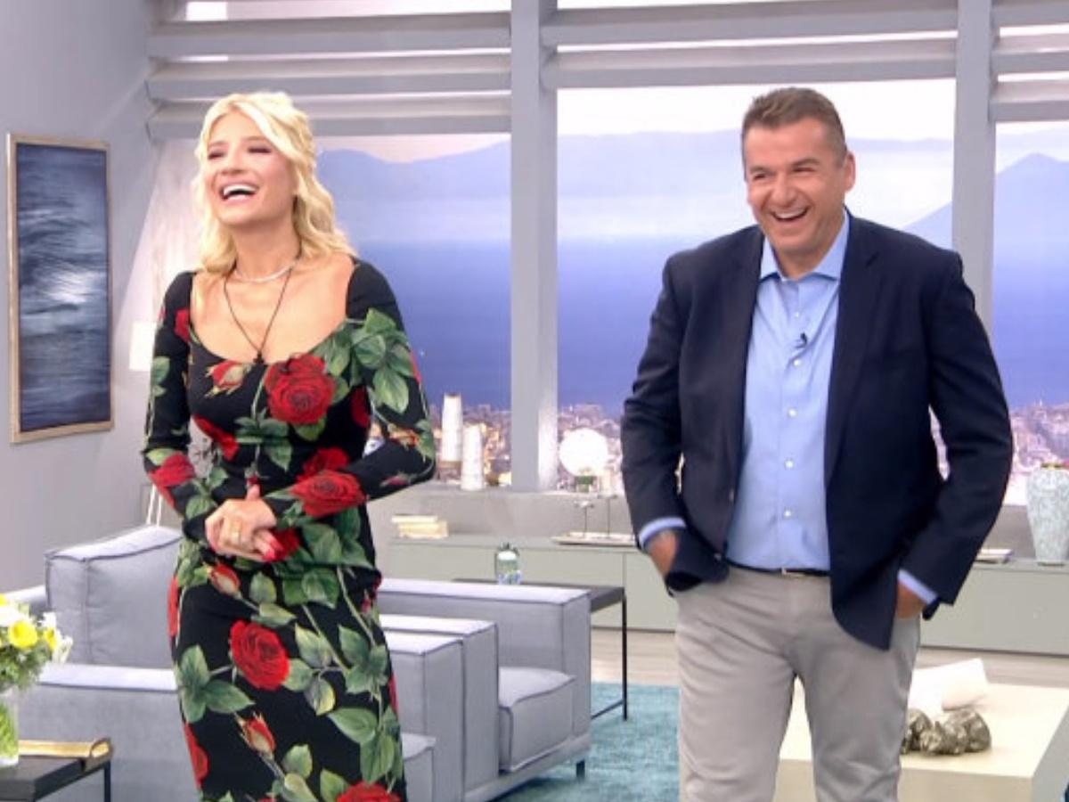 Το Πρωινό: Σκορδά και Λιάγκας έκαναν πρεμιέρα με νέο πλατό και πάσα από… Παπαδάκη