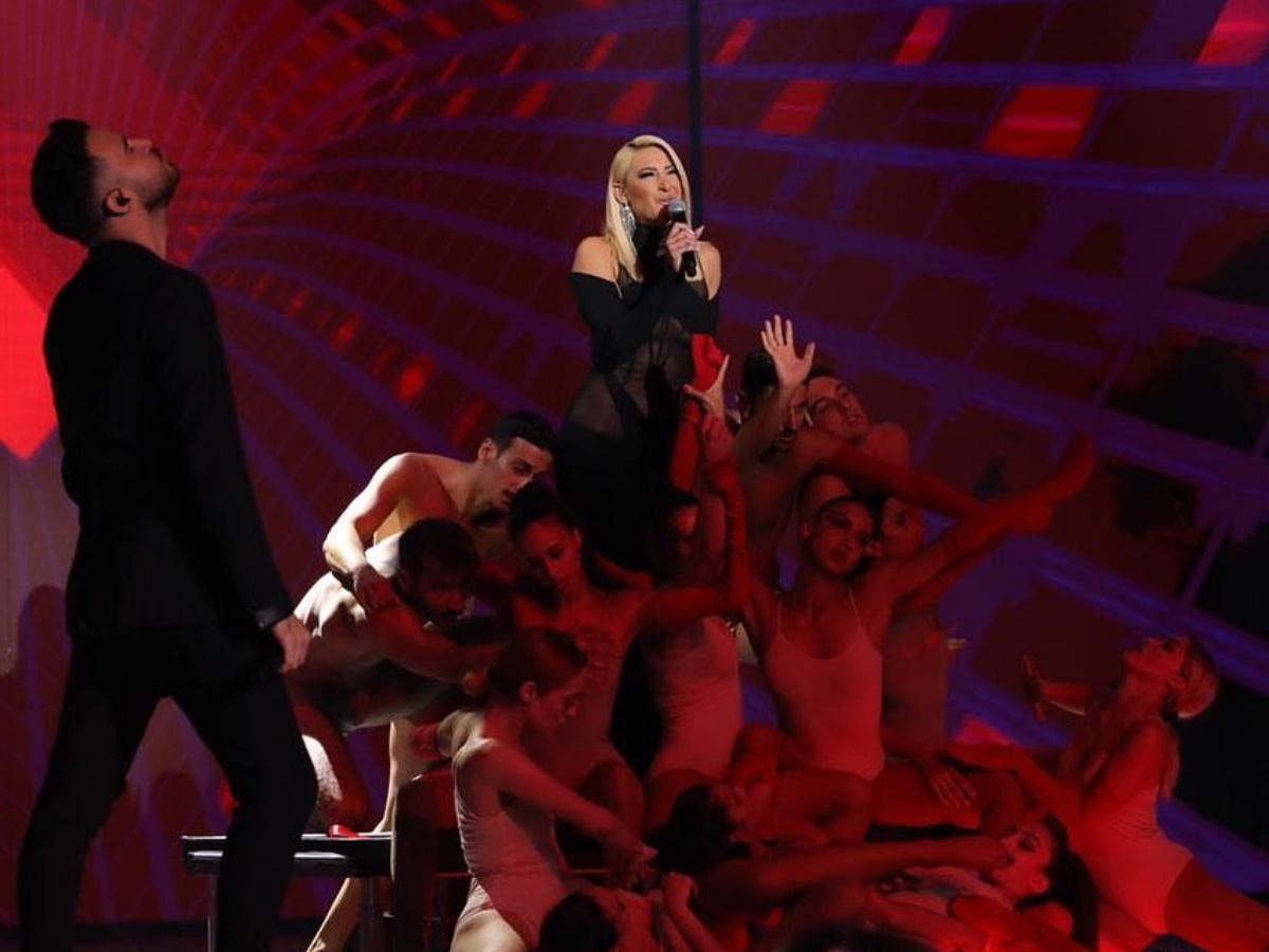 J2US: Η Ιωάννα Τούνη εξέπληξε τους κριτές με το τραγούδι της Βίσση – Οι ατάκες για Αλεξάνδρου και Παξούς