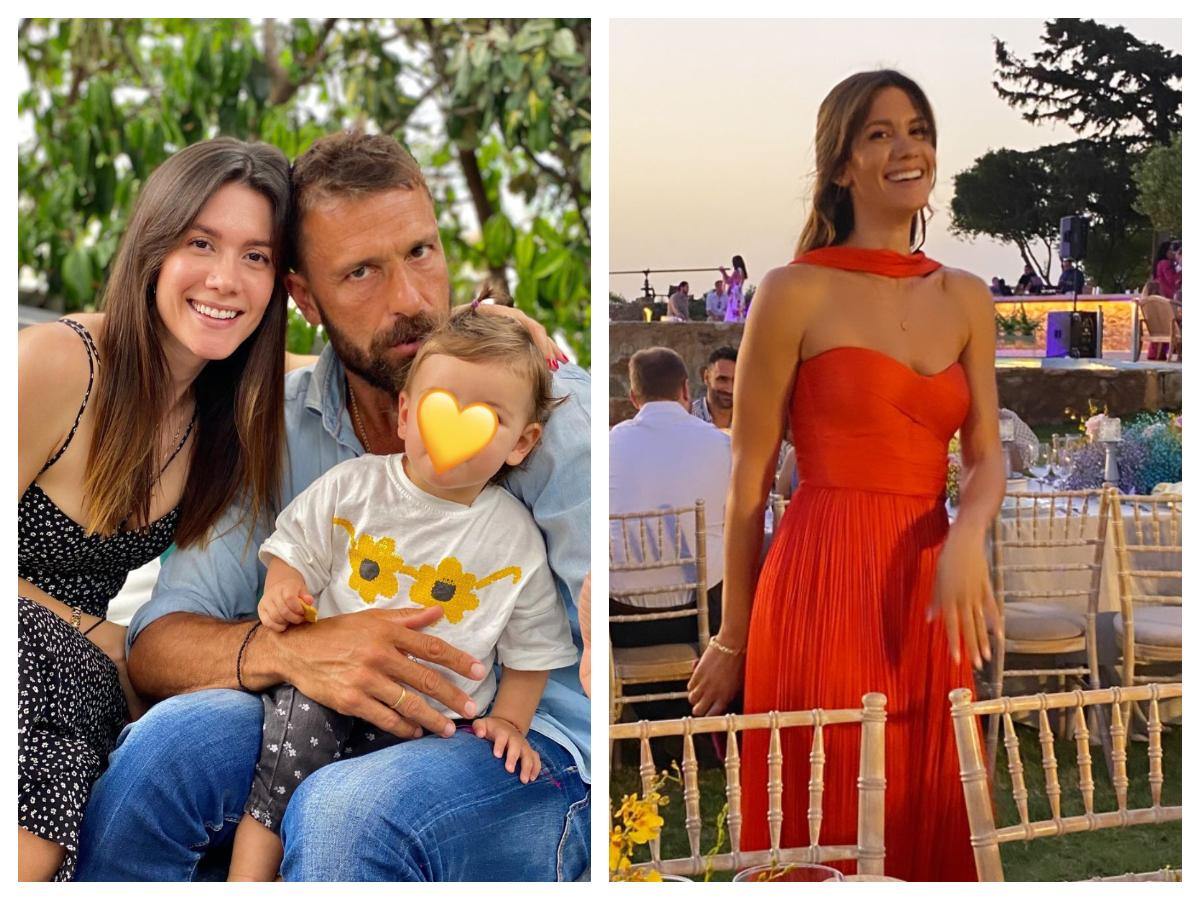Γιάννης Μαρακάκης – Νίκη Θωμοπούλου: Βάφτισαν την κόρη τους! Τα πρώτα στιγμιότυπα