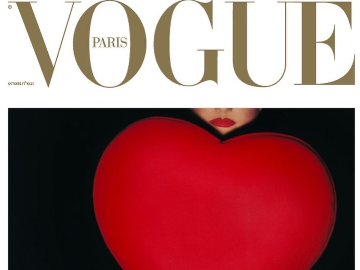 H Vogue Paris γίνεται 100 ετών και το γιορτάζει με ένα εμβληματικό εξώφυλλο