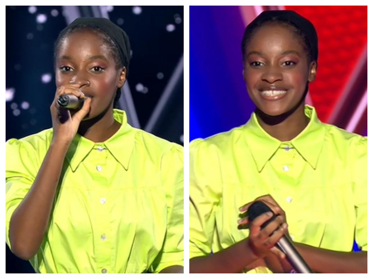 The Voice – Ναταλία Οσαουάρου: Συγκλονιστική ερμηνεία! Η 16χρονη από την Νιγηρία που δεν έχει δει ποτέ τον πατέρα της