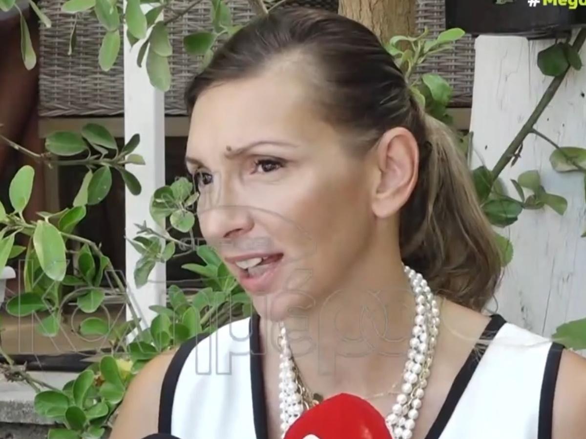 Φανή Χαλκιά: Οι πρώτες δηλώσεις της μετά τη βάφτιση του δεύτερου γιου της – Τι λέει για το ενδεχόμενο… μιας κόρης