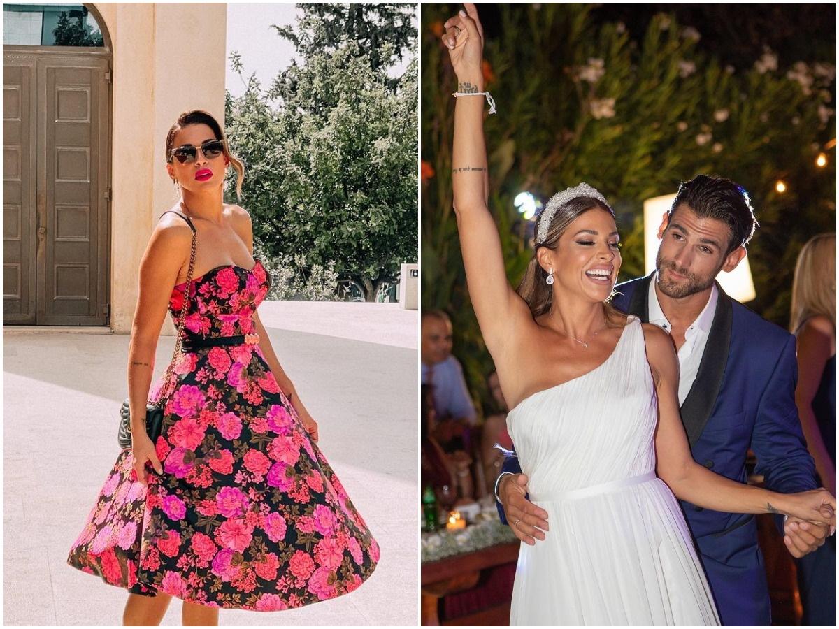 Ελένη Χατζίδου – Ετεοκλής Παύλου: Έγιναν νονοί λίγες μέρες μετά τον γάμο τους – Φωτογραφίες