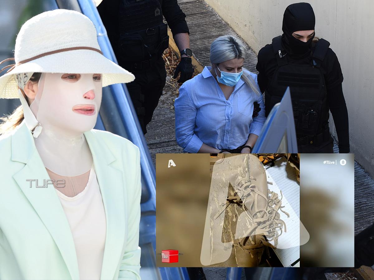Ιωάννα Παλιοσπύρου: Φωτογραφίες – σοκ από τα ρούχα της την ημέρα της επίθεσης με βιτριόλι