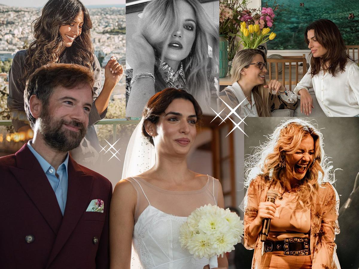 Τόνια Σωτηροπούλου – Κωστής Μαραβέγιας: Σύσσωμη η ελληνική showbiz εύχεται για τον γάμο τους – Δεκάδες σχόλια στα social media