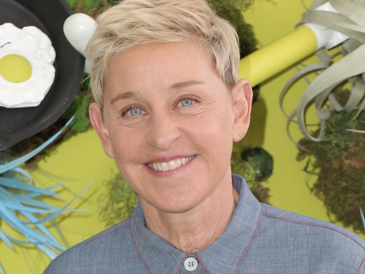 Η Ellen DeGeneres λανσάρει τη δική της σειρά περιποίησης και είναι age positive
