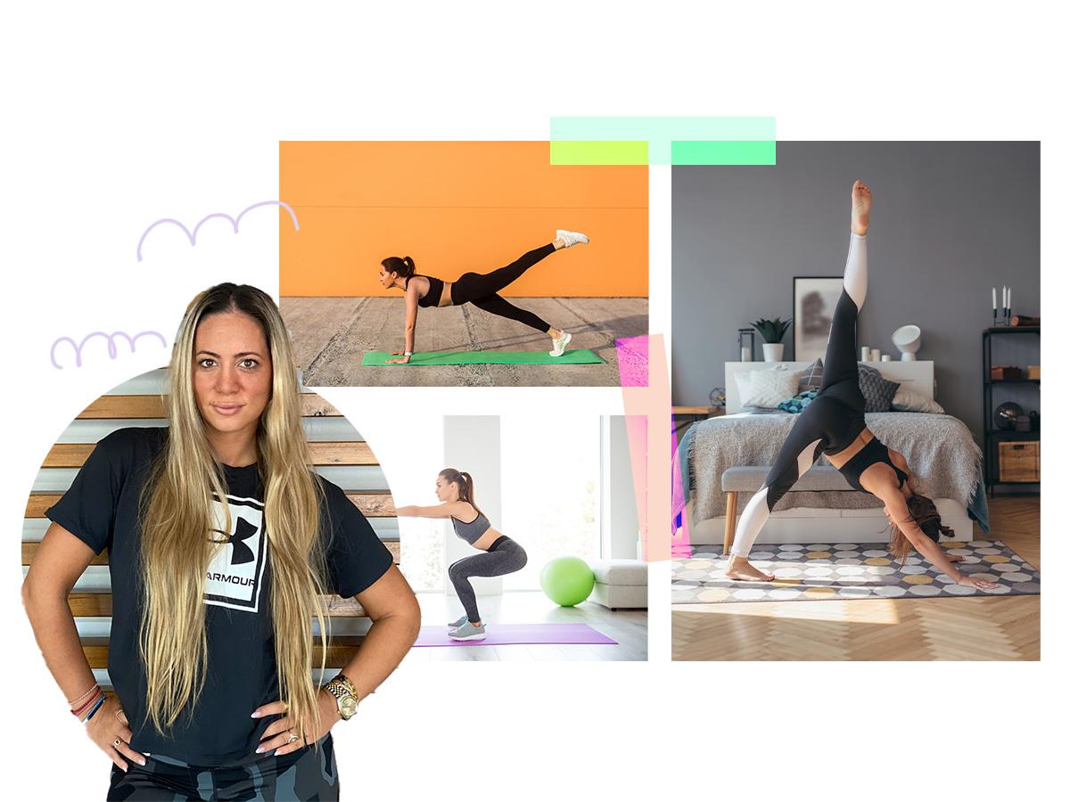 Καλλίγραμμα πόδια σε ένα μήνα: Οι ασκήσεις που θα σε βοηθήσουν να τα αποκτήσεις (Μέρος ΙΙ)