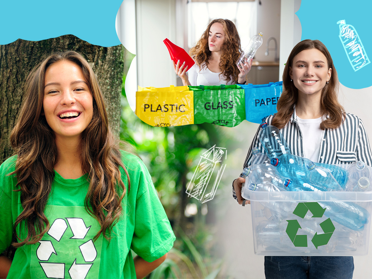 Ανακύκλωση: Όσα πρέπει να ξέρεις για να το κάνεις σωστά