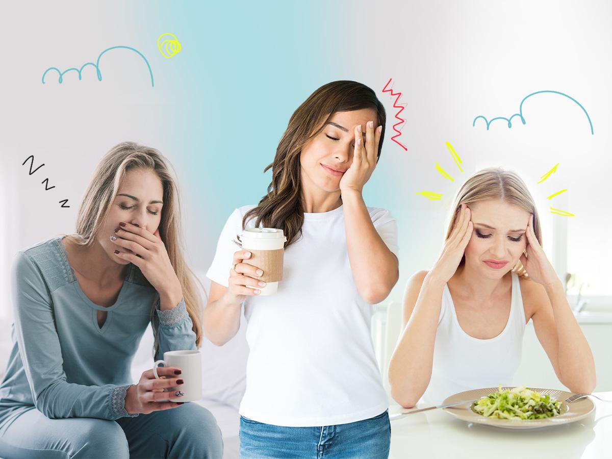 Τα σημάδια που μαρτυρούν ότι καταναλώνεις λιγότερες θερμίδες από όσες πρέπει