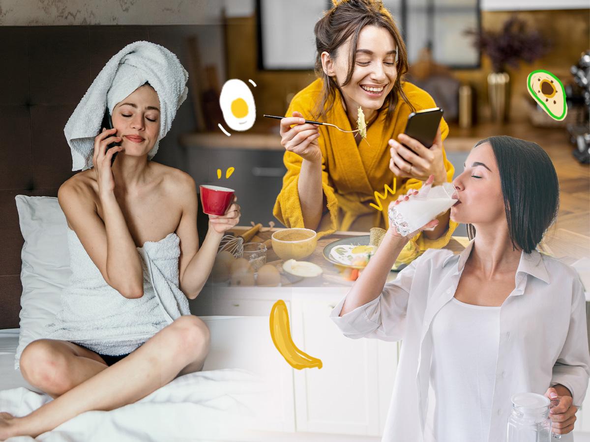 Πρωινό: 5 συνδυαστικά γεύματα για να ξεκινάς την ημέρα σου με ενέργεια