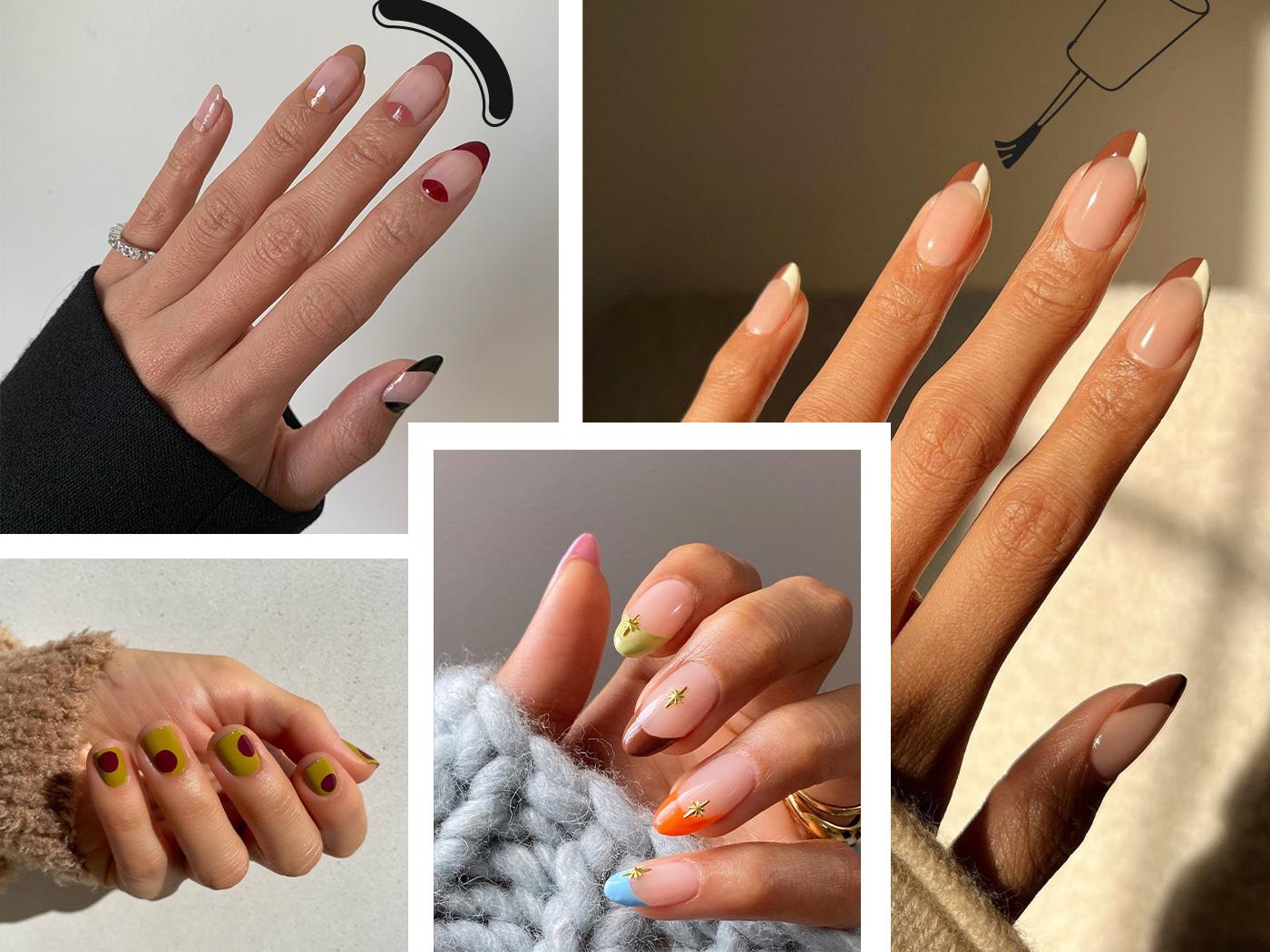 Τα χρώματα του Φθινοπώρου στα νύχια σου