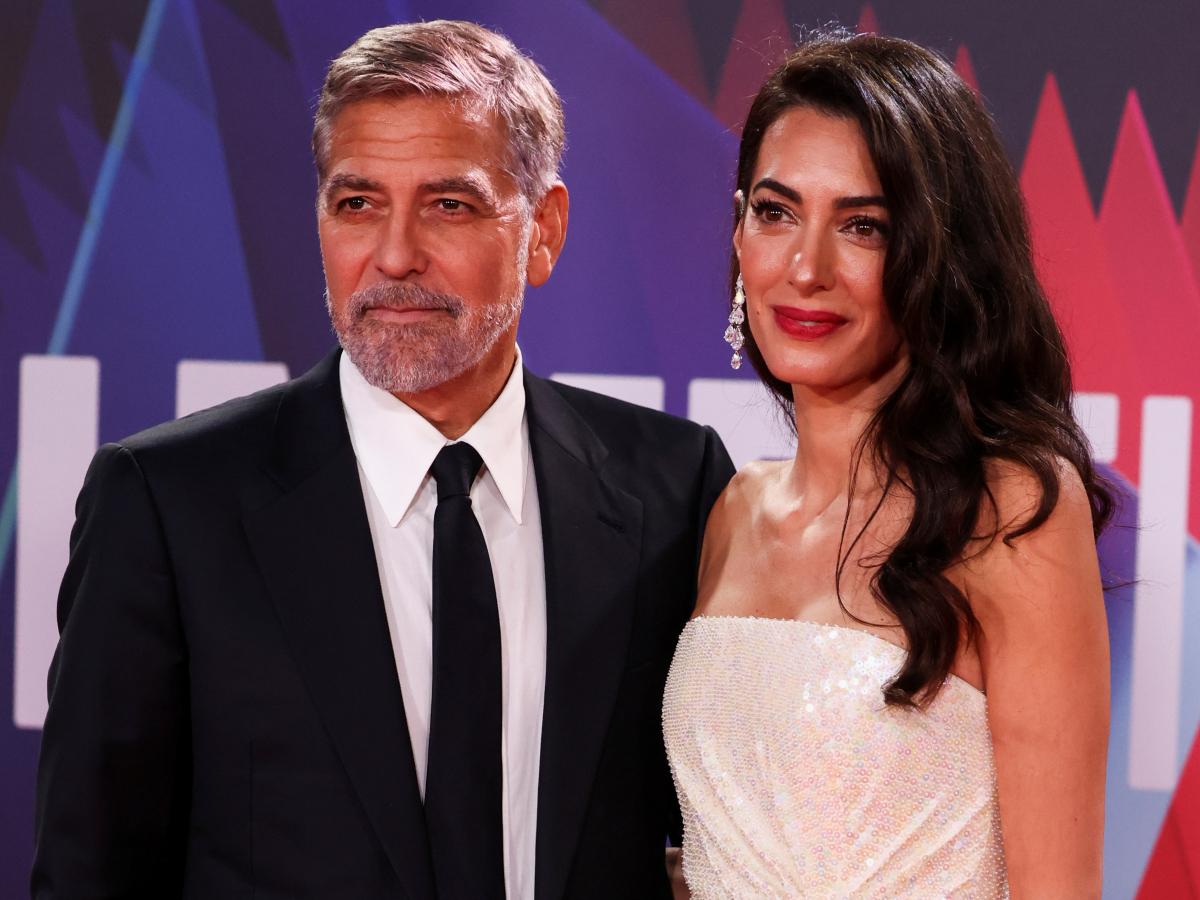 To ζεύγος Clooney κάνει δυναμικό comeback στο κόκκινο χαλί