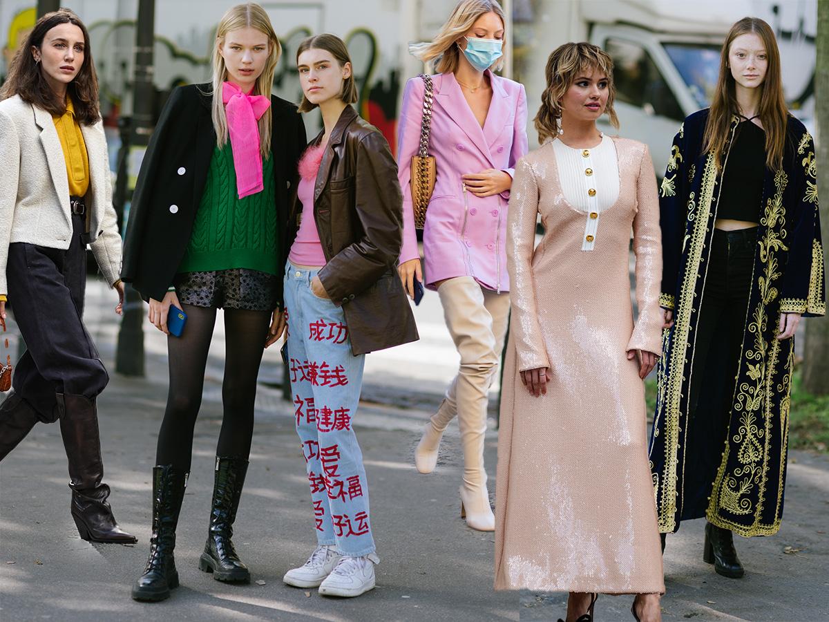 Street style εμφανίσεις που ξεχώρισαν στην Εβδομάδα Μόδας στο Παρίσι