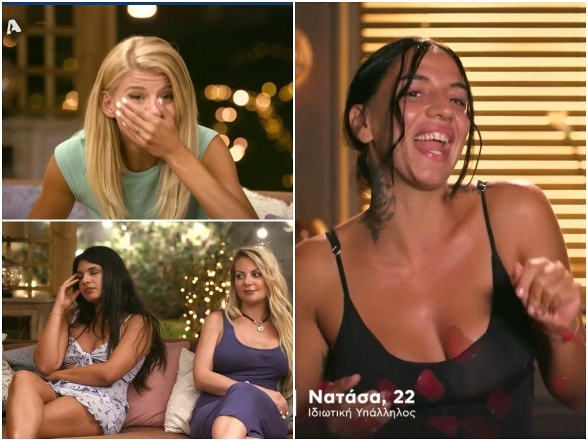 The Bachelor 2: «Γκρέμισε» τη βίλα από τη χαρά της μόλις άκουσε τα ευχάριστα νέα