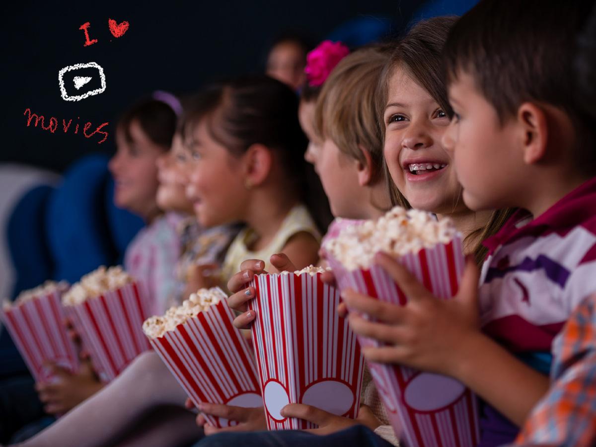 Οι παιδικές ταινίες που παίζουν τώρα στους κινηματογράφους