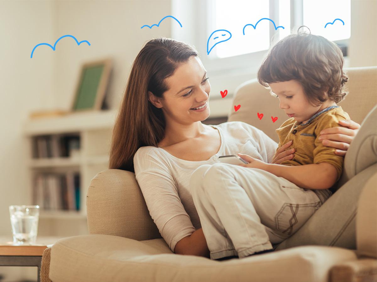 Μαμά και γιος: 7 πολύτιμες συμβουλές που πρέπει να του δώσει