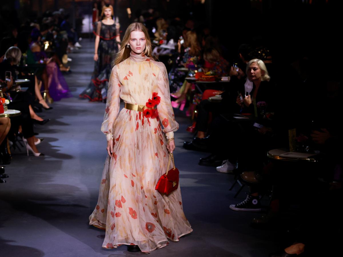 Randez vous: Η νέα συλλογή του Valentino υπόσχεται πολλά